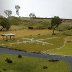 plastico per parco archeologico