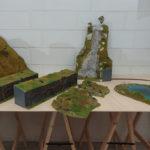 ambientazione plastico ferroviario