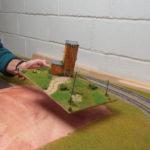 diorama per set fotografico