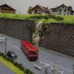 plastico ferroviario con faller car system