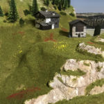 casa di montagna Kibri H0