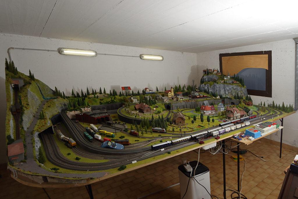 plastico ferroviario H0 märklin