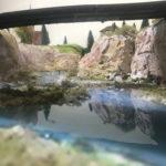 effetto acqua woodlandscenic